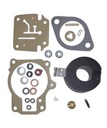 396701 Carb Repair Rebuild Kit With Float Fits 50hp Johnson Evinrude Out... - $13.95
