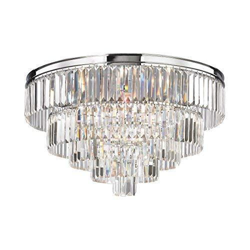 ELK Lighting 15216/6 Chandelier, One Size, Chrome