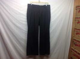 Ann Taylor LOFT Petites Business Style Julie Brown Dress Pants Sz 10P