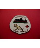Amherst Club Vancouver BC Souvenir Lapel Hat Pin - $6.99