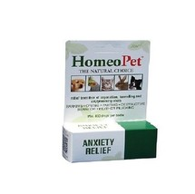 HOMEOPET Anxiety/Seperation for Dogs & Cats - fear fretting - unwanted b... - $22.72