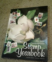 2004 USPS Stamp Yearbook  HARDCOVER BOOK ONLY, no stamps! - $12.19