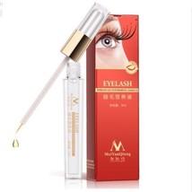 Eyelash Growth Treatments Liquid Serum Enhancer Longer Thick Eye Lash  E... - $12.79