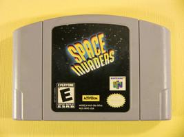 Space Invaders (Nintendo 64 N64, 1999) - $13.41