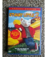 STUART LITTLE 2 DVD Columbia Pictures PG Special Edition - $0.99