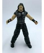 WWE Titan Tron Live Matt Hardy Action Figure Black Silver Shirt 1999 Jakks - $14.99