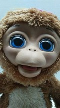 2012 FurReal Friends CUDDLES MY GIGGLY MONKEY PET by HASBRO Works! - $13.99
