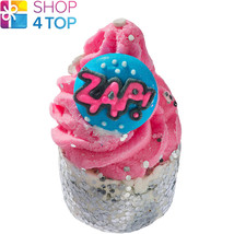 ZAP THAT! BATH MALLOW BOMB COSMETICS CANDY FLOSS PATCHOULI HANDMADE NATU... - $3.85