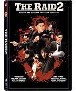 The Raid 2 DVD Indonesian martial arts police mob action movie  Iko Uwais - $19.99