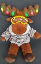 Build a Bear Reindeer Plush Christmas Stuffed A... - $22.20