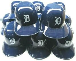 MLB Detroit Tigers Mini Batting Helmet Ice Cream Snack Bowls Lot of 12 - $25.99