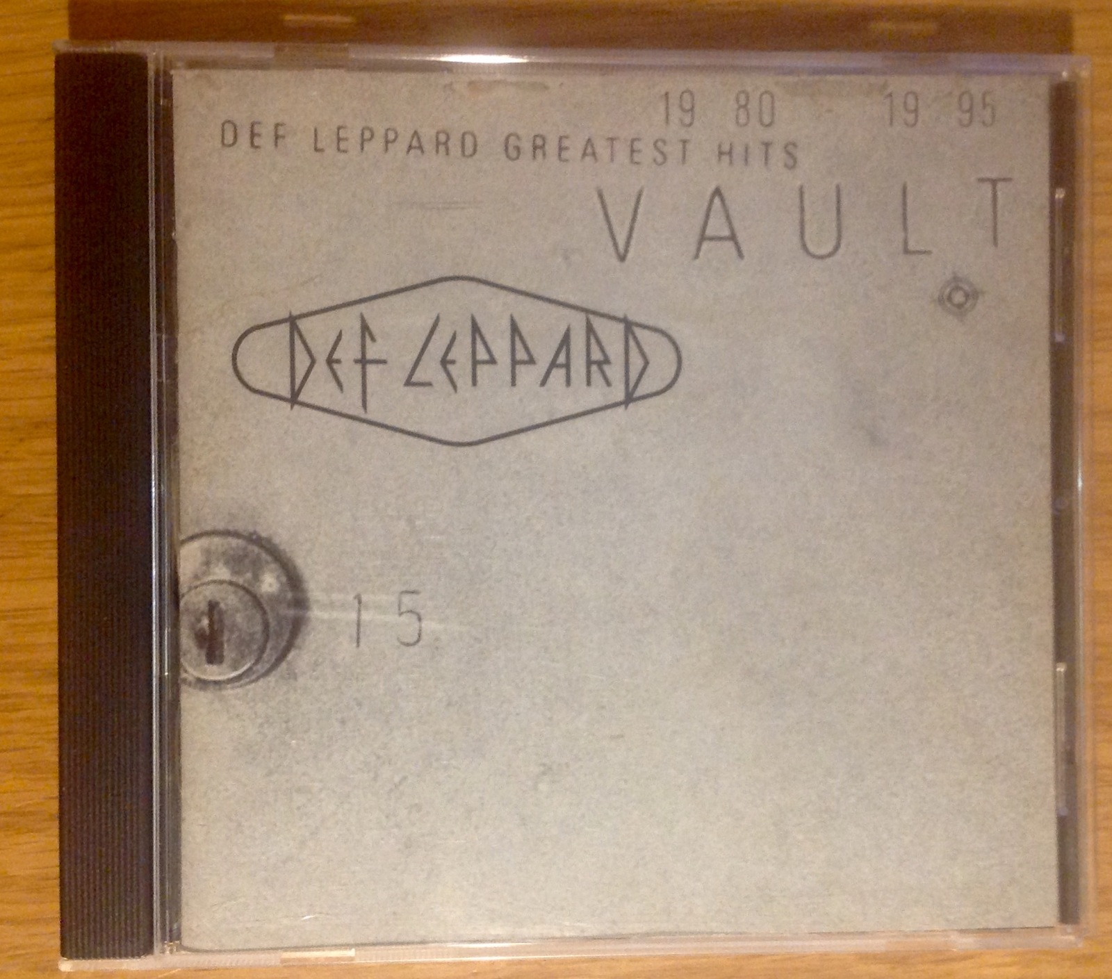 Primary image for Def Leppard Greatest Hits Cd Vault 1980-1995 Mercury