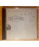 Def Leppard Greatest Hits Cd Vault 1980-1995 Mercury - $7.99