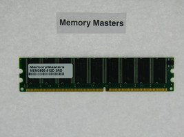 MEM3800-512D 512MB DRAM Memory for Cisco 3800 - $7.51