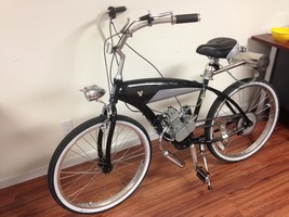 Huffy Mickey Mouse Cruiser Limited Edition Motorized Bicycle 80cc - $850.00