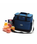 Picnic Bag Thermal Insulated Cooler Lunch Tote Box Storage Portable Carr... - $31.38 CAD