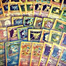 Pokémon Lot of 50 Cards - ALL HOLO!!! - $35.00