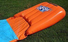 H2O Go Water Slider 18' Outdoor Inflatable Water Slip Slide Summer Toy Bestway image 3
