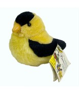 WILD REPUBLIC Audubon Bird Series 1 AMERICAN GOLDFINCH W/ Tag Real Bird Call - $14.20