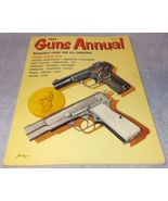 Guns Annual Magazine 1965 Referance Guide for all Shooters Browning Colt - $6.95