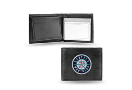 MLB Seattle Mariners Embroidered Billfold / Wallet - $33.31