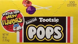 Tootsie Pops Assorted Candies- 100 Ct - $29.60