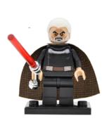 Single Sale Count Dooku Star Wars Revenge of the Sith Minifigures Block - $2.95