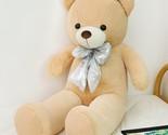 Nda plush toy little bear boy holds panda doll panda pillow doll birthday gift for thumb155 crop