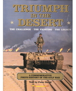 Triumph In The Desert by Peter David 0679407227 - $15.00
