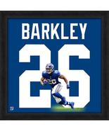 """Saquon Barkley New York Giants Officially Licensed 20"""" x 20"""" Uniframe - $69.95"""