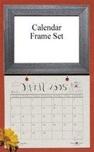 Calendar Frame Set 2013 cross stitch Mill Hill - $21.60