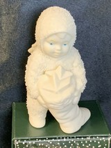 Dept 56 Snowbabies Porcelain Are All Of These Mine Figurine #7977-4 - $14.99