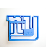New York Giants NFL Football Logo Sports Cookie Cutter 3D Printed USA PR952 - $2.99
