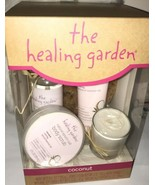 The Healing Garden for Women Coconut - 5 pc Set. NEW IN BOX - $25.92