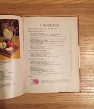 Vintage 1971 Better Homes and Gardens Blender Cookbook- hardcover image 4