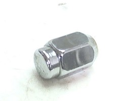 "Wheel Lug Nut 7/16-20"" Thread Size 13/16"" Hex 1-5/16"" Long Chrome Capped... - $5.27"