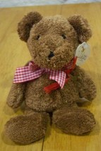 Wishpets SOFT ANA TEDDY BEAR Plush Stuffed Animal NEW - $15.35