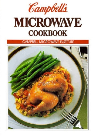 Campbell's Microwave Cookbook - Hardcover