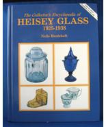 Book Heisey Glass 1925-1938 Collector's Encyclopedia 1997 Large Hardback... - $12.00