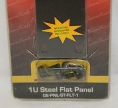 Gator Essentials GEPNLSTFLT1 1U Steel Flat Panel With Hardware image 2