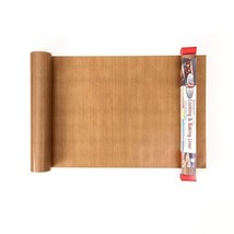 Bake-O-Glide STD0330 Non Stick Reusable Cooking/Baking Liner, Brown - $13.15