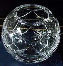 Details about   Faberge Pine Cone Crystal Rose Bowl in the original box - $350.00