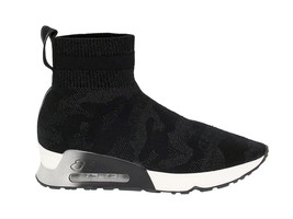 Sneakers ASH LULUCAMO in black fabric - Women's Shoes - $115.71