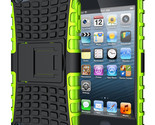 Oft rubber hybrid case cover for apple ipod touch 6th gen green p20151206153042514 thumb155 crop