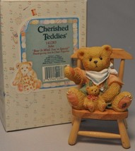 Cherished Teddies - John - 141283 - Bear In Mind, You're Special - $16.82
