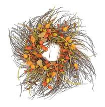 "Select Artificials 28"" Artificial Autumn Mixed Berry Lantern Pine Cone W... - $87.85"
