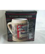1989 Budweiser Collector Series Beer Stein Bud Label Stein With Box 5 1/... - $15.99