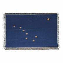 The Northwest Company Alaska State Flag Woven Tapestry Throw Blanket, 48... - €25,36 EUR