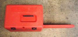 RedMax Chainsaw Case (b67q6z) - $48.37