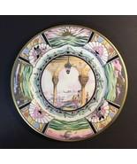 Vintage 1930s Lamberton Scammell China Boca Raton Club Plate Art Deco De... - $146.99